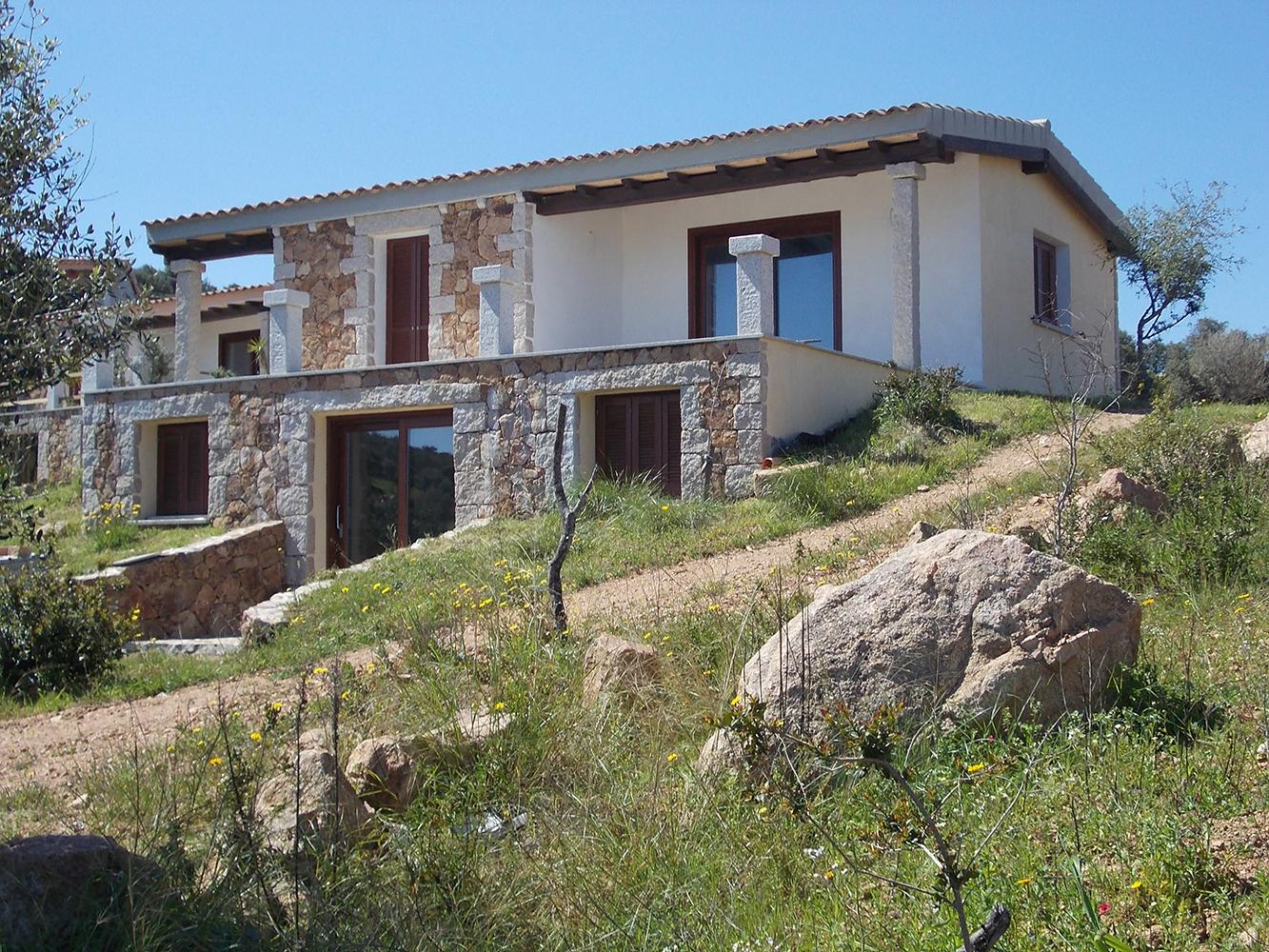 Casa lotto 6 in vendita in villaggio La Pinnetta Sardegna