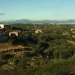 Vista su villaggio La Pinnetta